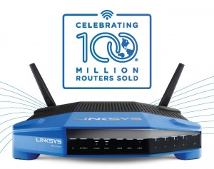 Linksys 100 M Router